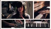~*hq*~ (невероятни Гласове) Sam Tsui ft. Christina Grimmie - Just A Dream ~*hq*~