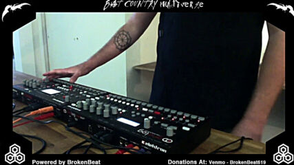 Otherr live @ Bat Country (brokenbeat Burning Man Dusty Multiverse) 07.09.2020