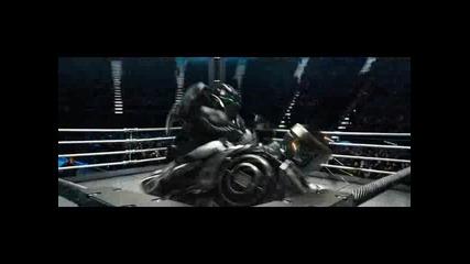 Real Steel 2011 - Atom vs Zeus