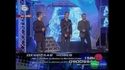 Music Idol 2 Денислав Голям Концерт Задача MTV 07.04.2008