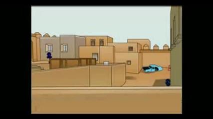 Това е Counter Strike (пародия) de dust2