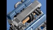 схема на впръскване на двигател V8 3d