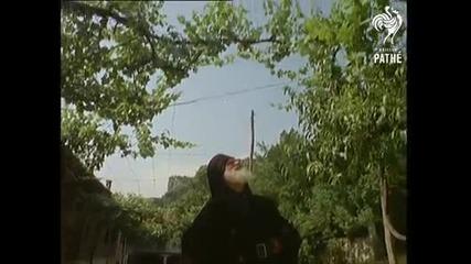 Британско видео за България през 1965 година.