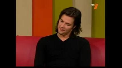 Ивайло Колев - Интервю Тв7 - Евровизия