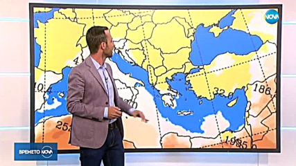 Прогноза за времето (17.06.2019 - обедна емисия)