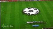 Лудогорец 1-2 Реал Мадрид УЕФА, заснети от високо в София