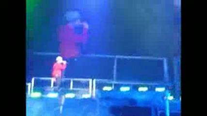 Justin Bieber Down to Earth - Cincinnati - Crying