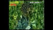 Левски 5 - 0 Спартак (вн) Всички Голове Хеттрик На Иван Цачев 17.05.09