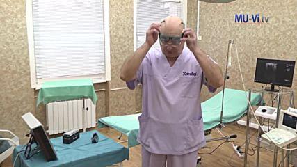 Интервю на д-р Ангел Ангелов - Лазерно лечение на разширени вени