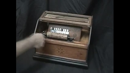 Латерна - Chautauqua Roller Organ