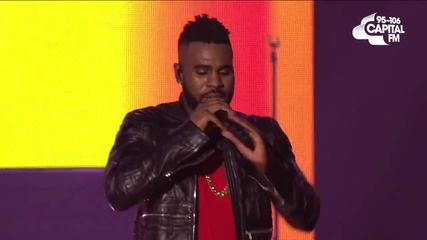 Jason Derulo - Trumpets ( Live At The Jingle Bell Ball 2015 )