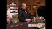 High Stakes Poker Patrick Antonius Vs Jamie Gold $750k Pot