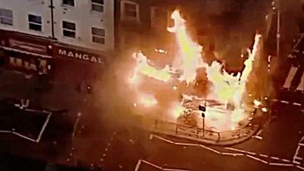 Brutal Attack - Europe Is Burning