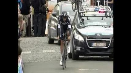 Белгиец спечели