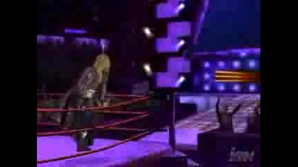 Edge Entrance - Smackdown Vs Raw 2007