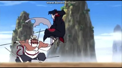 {amv} Sasuke vs Killer Bee - Impossible