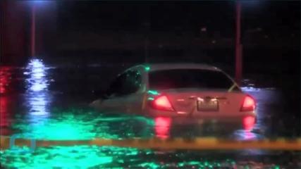 Woman Swept Away in Kentucky Flood