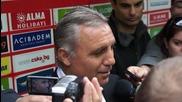 Стоичков: Все още имаме шанс за Европа