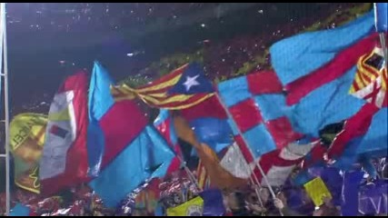 Barca fans camp+nou {hd}