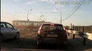 Дрифт трамвая в Твери (y-tver_com)