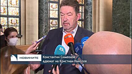 Свидетели на катастрофата: Кристиан Николов и спътниците му не са оказвали помощ на Милен Цветков