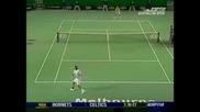 Australian Open 2006 : Федерер - Хаас | част 2/3