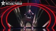 Извънземен танцьор 2 Tobias Mead - Britains Got Talent 2010