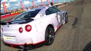 Nissan Gt-r R35 1700hp — победителя на Unlim 500 !