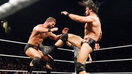 Bobby Roode vs. Drew McIntyre: NXT TakeOver: Brooklyn III (Full Match)