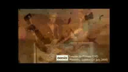 Oasis - Who Feels Love (F2M)