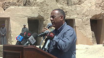 Egypt: Newly-discovered tomb unveiled on World Heritage Day