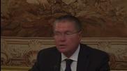 Belgium: Trade talks between the EU, Russia and Ukraine break down in Brussels