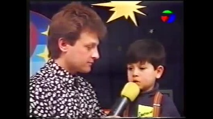 [смях] дете иска да стане дилър и пее о, тигре тигре