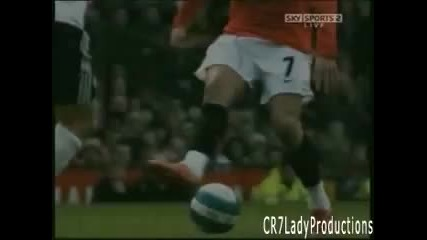 Man Utd - Secret Attack - Cristiano Ronaldo The Terminator