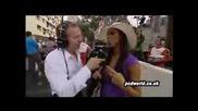 Nicole Scherzinger - Interview