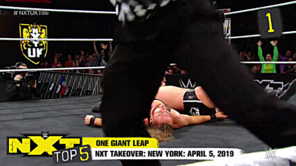 WALTER's hardest hits: NXT Top 5