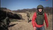 Полигон- артилеристите от Калининградска област /бившия Кьонисберг/