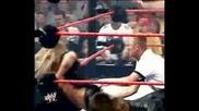 Wwe No Mercy 2001 Острието срещу Крисчън Promo