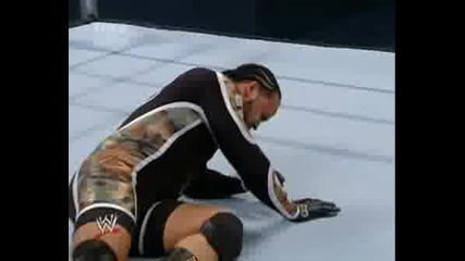 Jeff Hardy Избухва