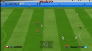Pro Evolution Soccer 2015 Ps4 Gameplay - Argentina vs Chile ( Copa America Final 2015 )