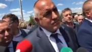 Борисов: Панов може да разчита на мен, но да не се обслужват партии