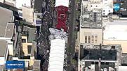 """""""Хилядолетният сокол"""" кацна на улицата в Лос Анжелис"""