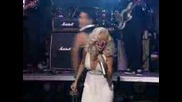 Превод!!christina Aguilera - Aint No Other Man Live at the Late Show