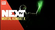 NEXTTV 032: Ревю: Mortal Kombat X