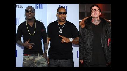 Истински Рап ! Ace Hood feat. Busta Rhymes & Yelawolf - Shit Done Got Real