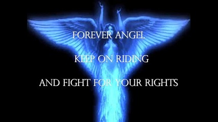 Forever Angel by Axel Rudi Pell