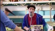 Превод Виолета 3 Момчетата пеят Ven con nosotros