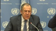 USA: Political process in Syria 'possible to fit into 18 months' – Lavrov