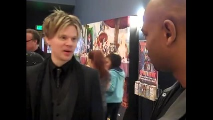 Brian Culbertson (after viewing of Live from the Inside Dvd)