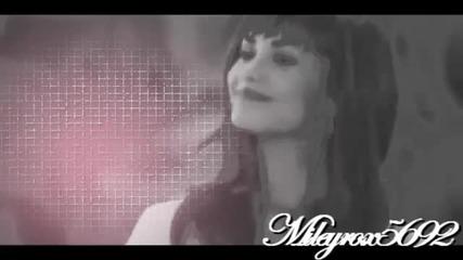 Demi Lovato.selena Gomez. Miley Cyrus You Found Me
